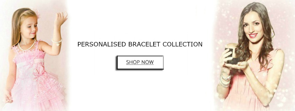Personalised Bracelet Collection
