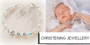 Christening Jewellery for Girls