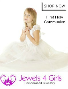 First Holy Communion Jewellery