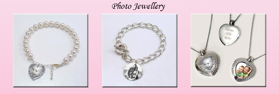 Photo Jewellery with Permanent Images