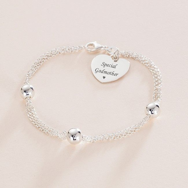 bracelet dtl godmother product ek rosary silver sp designs jewelry