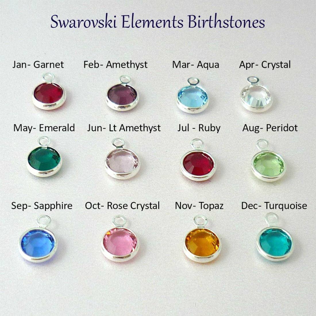 Shopping > swarovski birthstone charms uk with A Reserve price, Up ...
