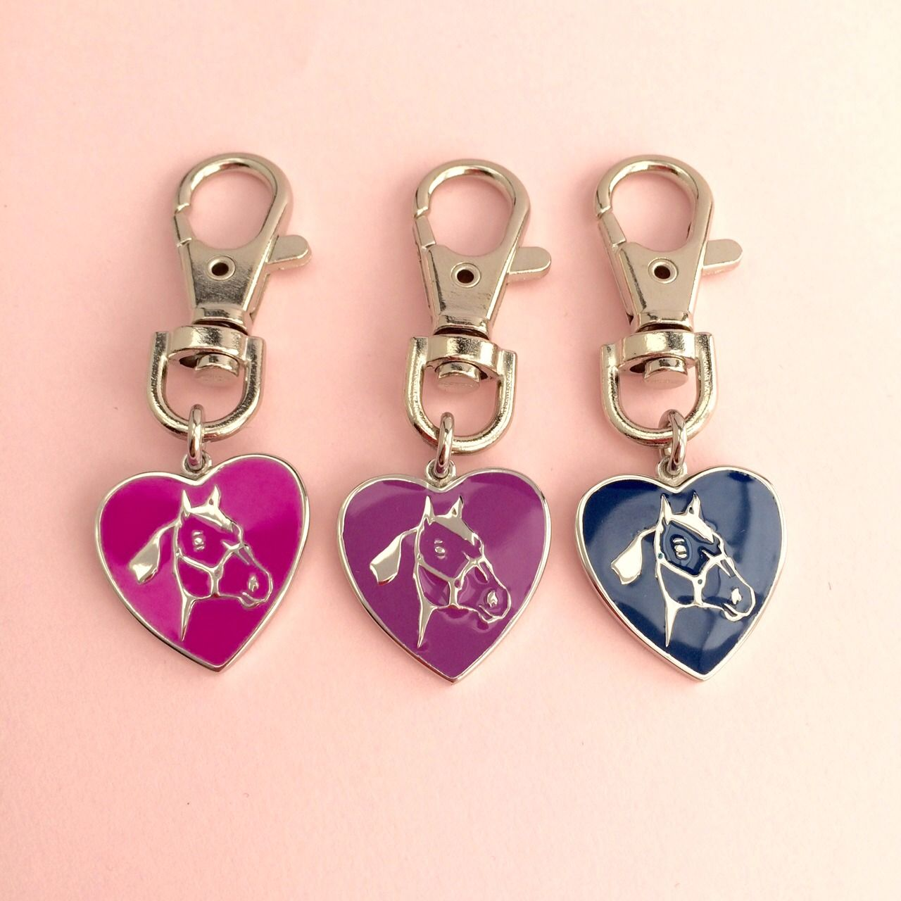 Engraved Bridle Tag, Saddle Tag, Tack id | Jewels 4 Girls