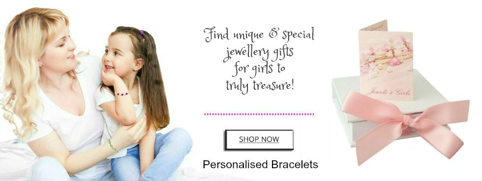 Personalised Jewellery for Girls